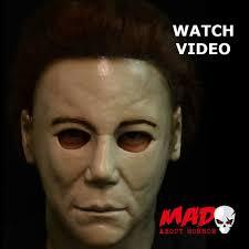 michael myers mask halloween 7