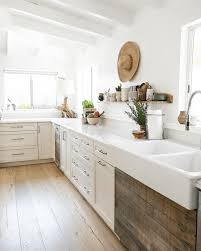 modern farmhouse kitchen cabinets white rustic modern farmhouse kitchen design ideas maison de pax
