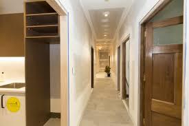 the block contestants unveil laundries hallways powder rooms