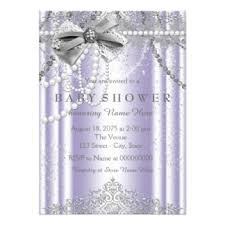 lavender baby shower lavender baby shower invitations announcements on silver baby show