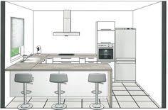 projet cuisine cuisine en u home kitchens kitchen decor and