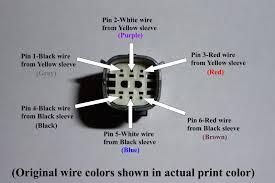 need help throttle sensor wiring harley davidson forums