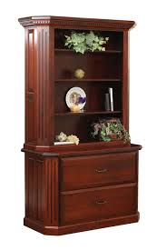 file cabinet with hutch fifth avenue 2 drawer lateral file cabinet and hutch ohio hardwood