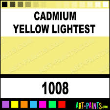 cadmium yellow lightest designer gouache paints 1008 cadmium