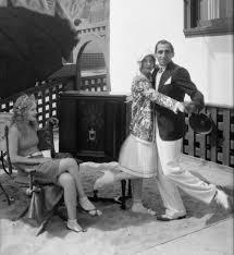 couple dancing at harry carroll u0027s beach house santa monica 1929