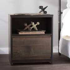 distressed finish nightstands you u0027ll love wayfair