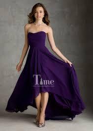 purple and orange wedding dress front back purple bridesmaid dresses 2014 black navy