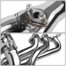 nissan armada exhaust manifold amazon com toyota tacoma t100 3 4 v6 stainless steel racing