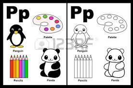 imagenes en ingles con la letra p vowels of english alphabet with representation pictures royalty
