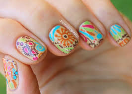 images of best nail art how you can do it at home pictures