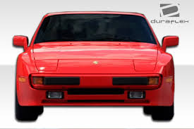 porsche 944 model kit porsche 944 front bumpers porsche 944 urethane oem front lip
