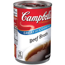 Campbell Kitchen Recipe Ideas by Campbell U0027s Condensed Beef Broth Soup 10 5 Oz Walmart Com