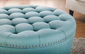 ora oval storage ottoman tufted oval leather ottoman cape atlantic decor luxurious oval