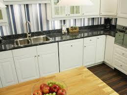 Kitchen Backsplash Wallpaper Cheap Kitchen Backsplash Fresh And Simple Beadboard Backsplash