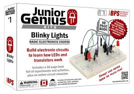 Blinky Lights Jrg01 Kit Junior Genius Kit 1 Blinky Lights Busboard