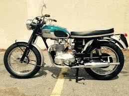 1 year only u2013 1961 triumph tr5ar bike urious