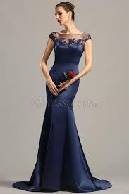 robe de soir e mari e eur 186 99 robe de soirée longue bleu marine près du corps