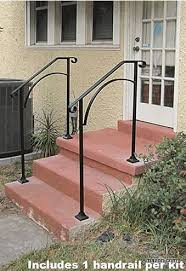 Handrails For Outdoor Steps Porch Hand Rails Deck Hand Rails Outdoor Hand Rails