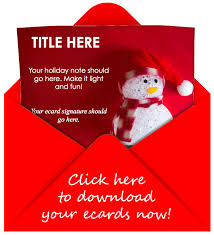 free ecard templates to customize for your leads and customers