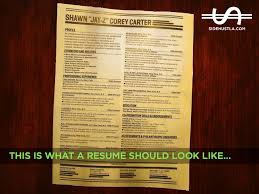 Where Can I Get Resume Paper What U0027s In A Resume Jay Z Proves Nobody U0027s Built Like Him On