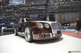 mansory bentley mulsanne geneva 2014 mansory bentley flying spur gtspirit