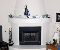 luxurious faux stone fireplace faux stone fireplace houseart