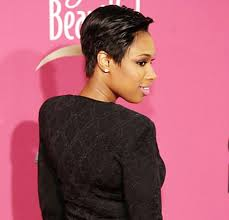 Jennifer Hudson Short Hairstyles Jennifer Hudson Cuts Her Hair Debuts Pixie Cut Picture Us Weekly
