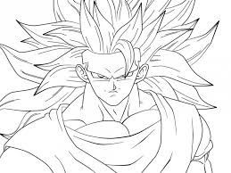 baby dragon ball gt colouring pages 280331 printable dragon ball