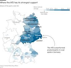 us area code from germany discontent from germany s eastern states boosts afd