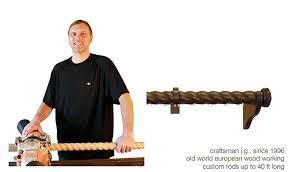 Drapery Companies Curtain Rods Drapery Hardware Antique Drapery Rod Company