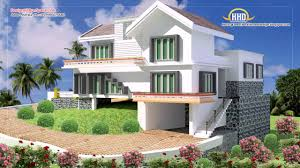 two story duplex house plans in india youtube