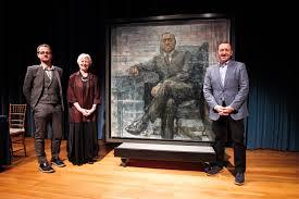 art imitates life as portrait of u201cpresident francis underwood u201d is