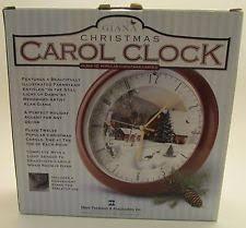 carol clock ebay