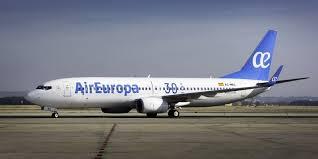 si e social air air europa fa 30 festeggiamenti social in stile spagnolo tra