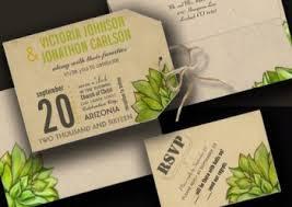 Succulent Wedding Invitations Sandra Mack Studio Wedding Invitations And Products
