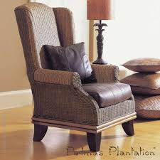 home outdoor outdoor chairs bali wing chair padma s plantation