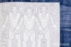 lose space u0027doctor u0027 coloring book