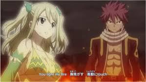 You Light My Fire Fairy Tail Opening 21 Lyrics Transcript Romanized English
