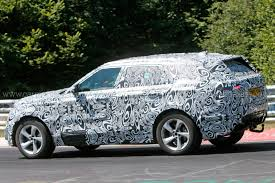 new land rover defender spy shots fourth range rover model scooped latest news on land rover u0027s x6