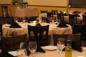 Banquet Table La Tavola Italian Restaurant Little Italy Baltimore