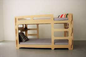 the sleepover u2013 bunk bed u2013 natural wax oil finnish slope