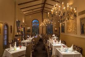 dining room restaurant erna u0027s elderberry house restaurant château du sureau