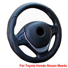 toyota rav4 steering wheel cover prius leather steering wheel ebay
