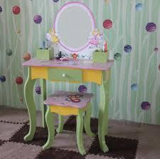 Teamson Vanity Table Charming Teamson Kids Fashion Prints Vanity And Stool Set