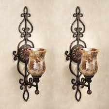 Silver Candle Wall Sconces Best 25 Wall Candle Holders Ideas On Pinterest Monogram Wall