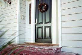 House Exterior Doors How To Paint The Exterior Of The Front Door Home Guides Sf Gate