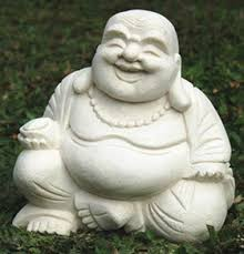 sigh i find it impossible to source a laughing buddha white