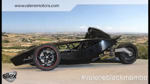 lexus trike uk black mamba is an 810 hp electric trike