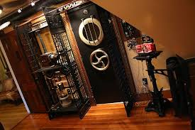 how to bring steampunk style into your home neatorama