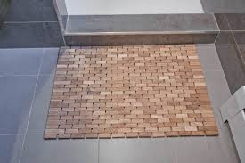 Teak Shower Mat Why Use The Bamboo Bath Mat Design Ideas U0026 Decors